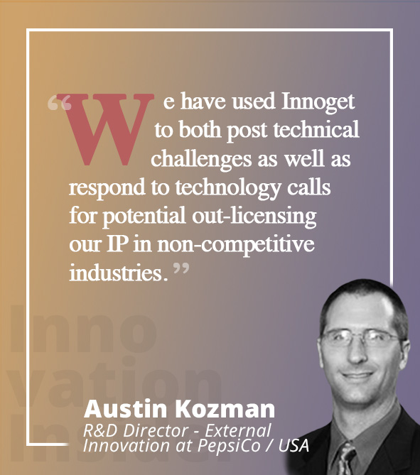 Innovation Insider: Talking with Austin Kozman, R&D Director - External Innovation at PepsiCo