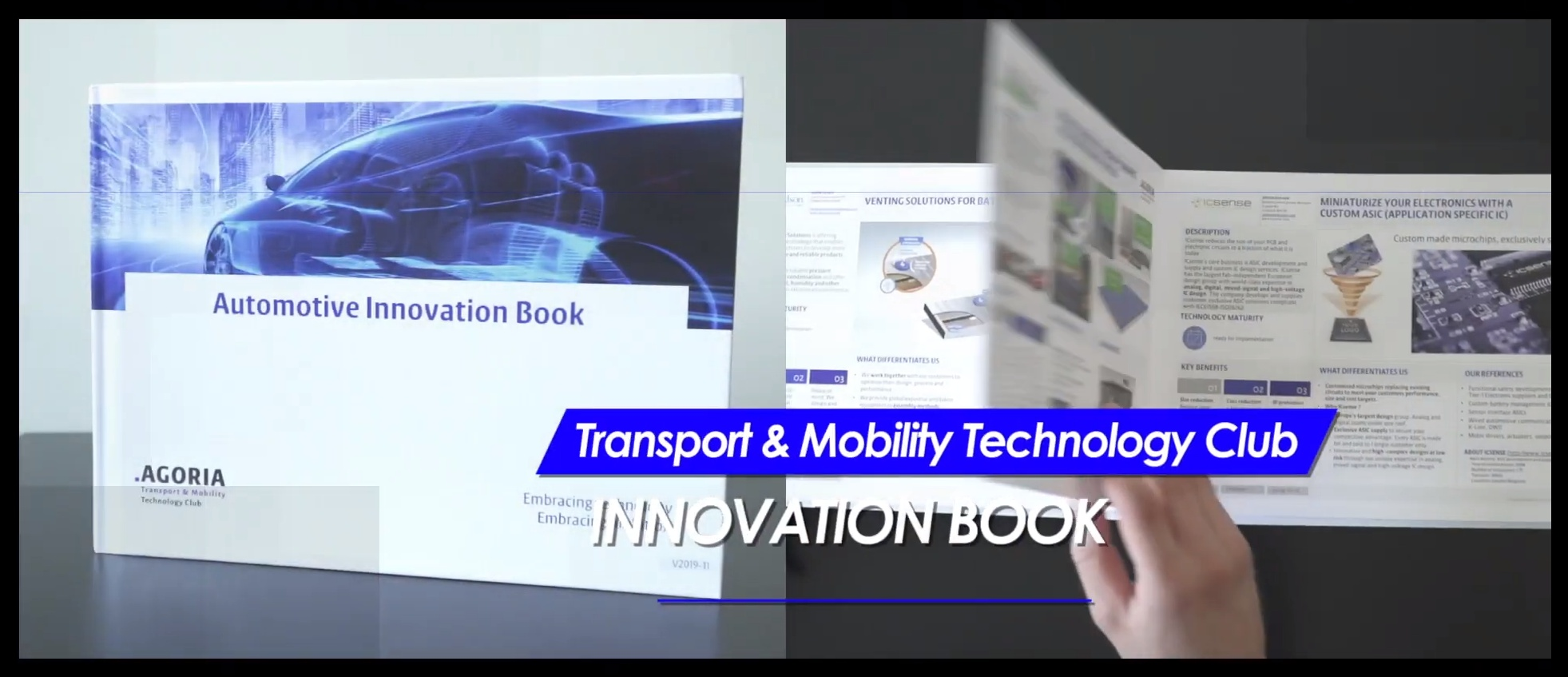 Innovation Book on Vehicle Electrification (electric drivetrains, battery pack technologies, thermal management etc)