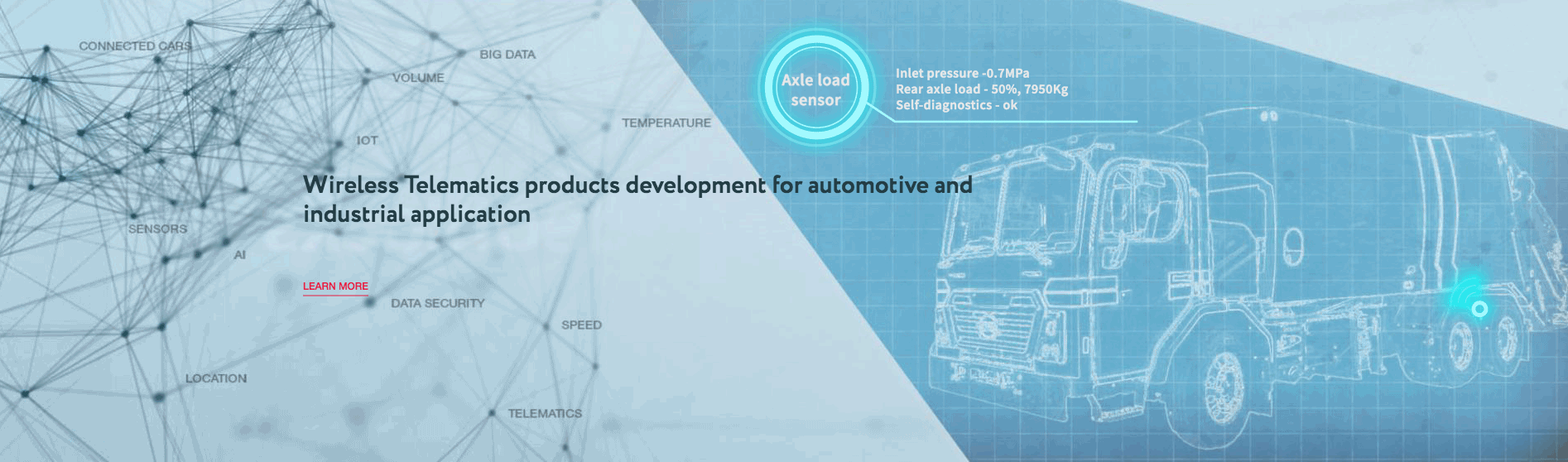 Engineering services for automotive and industrial market