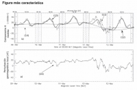 Risk management of the effects of solar activity: Device and procedure of obtaining in real time and high resolution, the Local Geomagnetic Disturbance at middle latitudes.