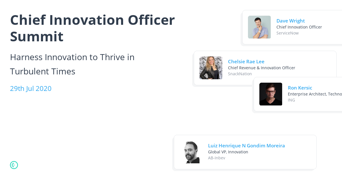 Chief Innovation Officer Summit