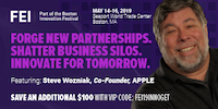 FEI: Front End of Innovation USA 2019